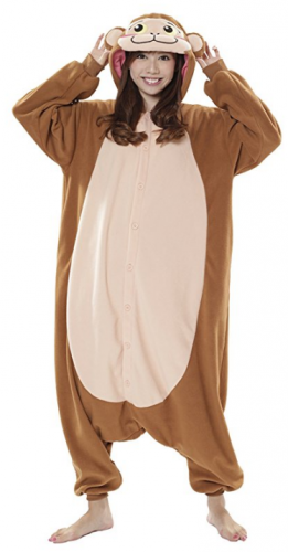 japanese-monkey-kigurumi